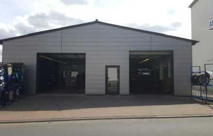 KFZ-Werkstatt in bevorzugter Lage in Kelkheim mit 3 Hebebühnen