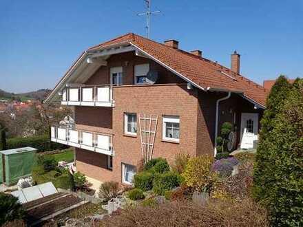 Wohnhaus mit Panoramablick über den Luftkurort Gomadingen