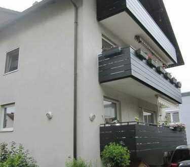 *OF-Bieber * -Sonnige 3-Zi.-DG-Whg.in gepfl.3-Fam.haus m.Gäste-WC und 2 Balkonen, optional EBK