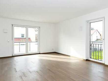 Erstbezug: Helle 3-Zimmer-Wohnung mit EBK und Balkon in Erlangen-Dechsendorf