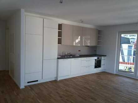 Stilvolle, neuwertige 2-Zimmer-Wohnung mit Balkon und EBK in Waldenbuch