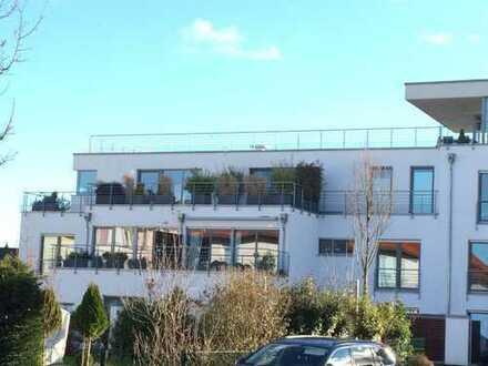Exclusive, lichtdurchflutete Penthouse-Wohnung, 163 qm