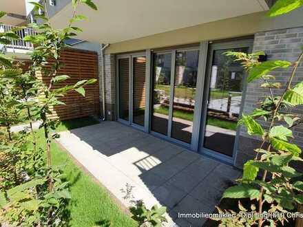 *** 2 Zi. Neubau EG Wohnung in Nürnberg Eberhardshof ***