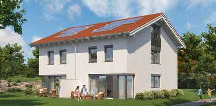 Familienfreundliche Doppelhaushälfte in Lechbruck zu verkaufen