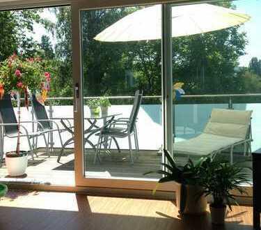 Sanierte 2-Zimmer-DG-Wohnung mit Balkon und EBK in Rielasingen-Worblingen