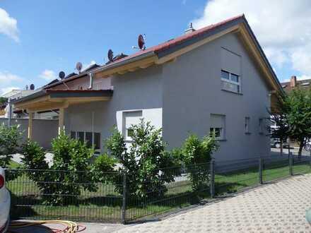 Familienfreundliches Reihenendhaus mit Garten im Dichterviertel von Rastatt