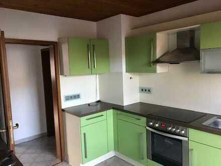 Gepflegte 3-Raum-Wohnung mit Balkon und Einbauküche in Aschaffenburg