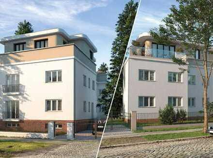 3 Wohnhäuser inkl. Baugenehmigung für Dachgeschossaufstockung