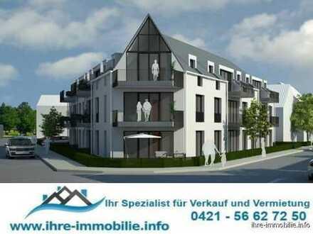 Hemelingen: Eckgrundstück mit projektiertem Bauvorhaben für 13 Wohnungen und 7 Tiefgaragenstellpl.