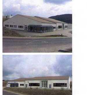 Betriebsgebäude zu verkaufen oder zu vermieten