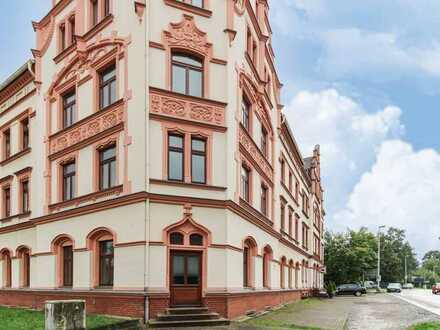 Ab sofort bezugsfrei: Attraktive Gewerbeimmobilie mit Denkmalschutz in top angebundener Lage