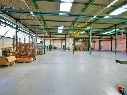 NEU ! TOP Produktion-Logistik-Büroflächen ab 500 m2 beste Lage DA Nähe A - 5