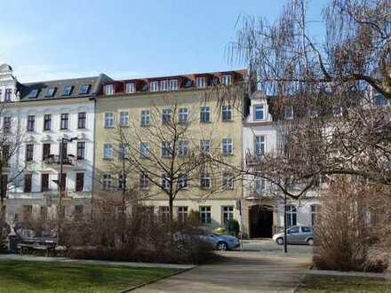 Beste Lage am Schillerplatz - ruhig im Hinterhaus gelegen