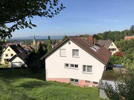 2-Familienwohnhaus mit ELW - In bevorzugter Lage in Emmendingen