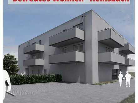 Betreutes Wohnen in Hemsbach (Wohnung - Nr. 1)