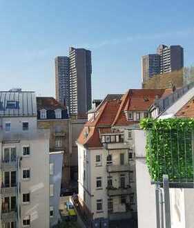 Ma --Neckarstadt - Ost - Mannheims gesuchteste Wohnlagen mit wunderschönem Ausblick