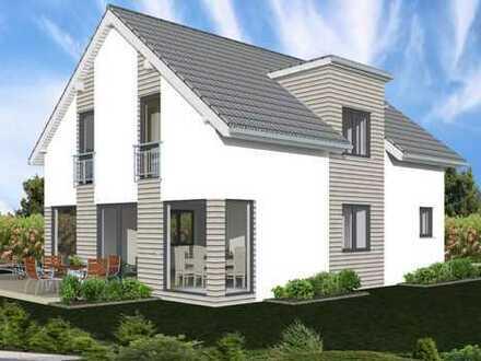 **Ihr neues Zuhause - individuell geplant und massiv gebaut in ruhiger Wohnlage**