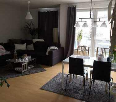 Sonnige 3-Zimmer-Wohnung in zentraler und doch ruhiger Lage
