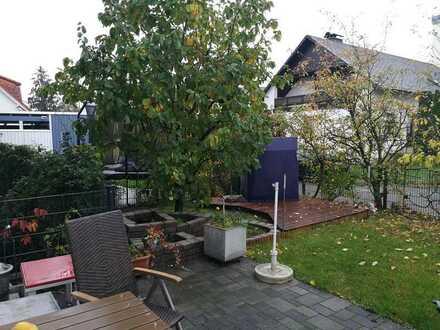 WG-Zimmer in Einfamilienhaus mit Garten
