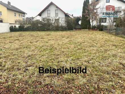 Baugrundstück im Herzen von Freiberg
