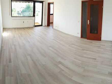 Lichtdurchflutete Wohnung mit Südbalkon, teil-renoviert
