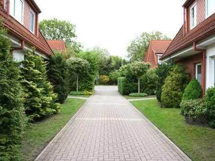 TOP in LILIENTHAL: Amtmann-Schroeter-Str. sonnige 2 Zi.Whg + Terrasse + Garten in kl. Wohnanlage...
