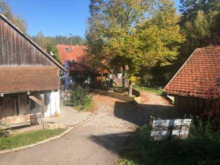 Reiterhof mit Pension, Gaststätte und Wohnhaus