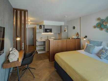 Wohnen auf Zeit in gemütlichem Apartment in München-Sendling