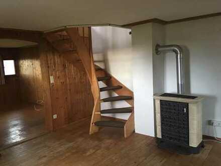 Günstige 3-Zimmer-Wohnung mit Balkon und Einbauküche in Gestratz
