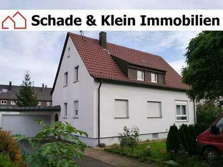 freistehendes Haus mit Garten, Doppelgarage und Einbauküche in Wendlingen zu vermieten