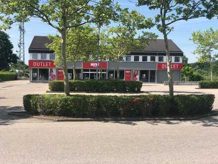 """Praxis-Bürofläche im Einkaufszentrum """"SemptPark"""" in Erding-Aufhausen"""