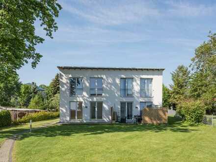 Ihr Glück am See*Maisonette in der Doppelhaushälfte*super Ausstattung+2 Bäder*Terrasse