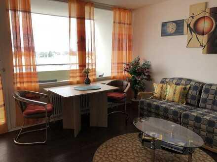 helle und gepflegte 1 Zimmer Wohnung mit Balkon / Aufzug in Sonthofen