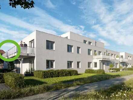Kapitalanleger aufgepasst: 2-Zimmer-Wohnung im Neubauprojekt