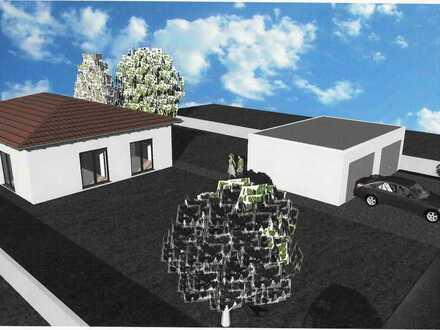KfW 55 Haus - staatlich gefördert - Bungalow mit Doppelgarage PROVISIONSFREI