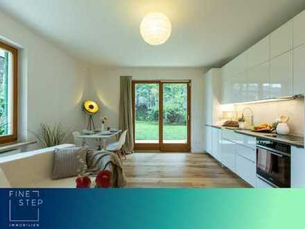 Erstbezug nach Renovierung: 3-Zimmer-Wohnung am Tegernsee