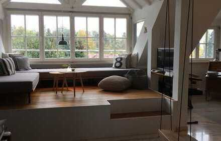 Geräumige 3-Zimmer-Wohnung zur Miete in Lindau (Bodensee)