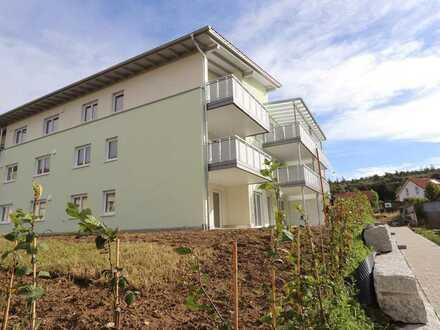 Erstbezug 3-Zimmer-Neubauwohnung in Boos