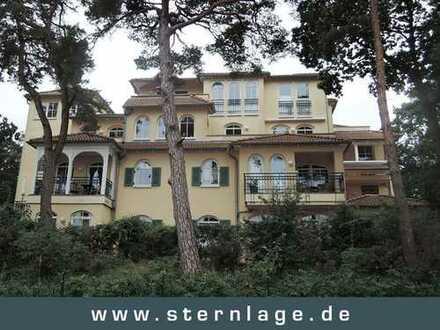 Baabe: 2-Zimmer-Ferienwohnung mit Balkon, strandnah!