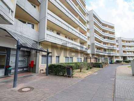 Attraktive Kapitalanlage: Vermietete 3-Zi.-ETW mit Balkon in ruhiger, zentrumsnaher Lage