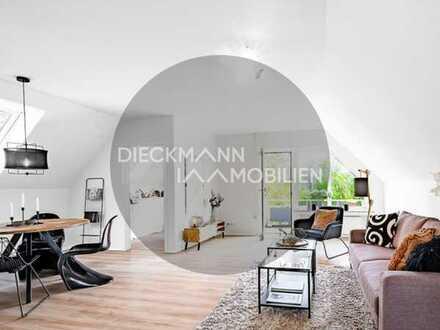 Frisch renovierte 2- Zimmerwohnung mit Balkon in Dortmund - Brechten