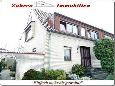 Doppelhaushälfte in Linnich Stadt, ruhiges zentrumnahes Wohngebiet, sucht nette neue Eigentümer