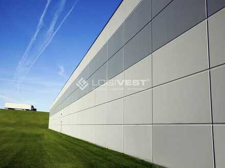 Projektierter Neubau an der Autobahn A95 nur Industrie/Produktion