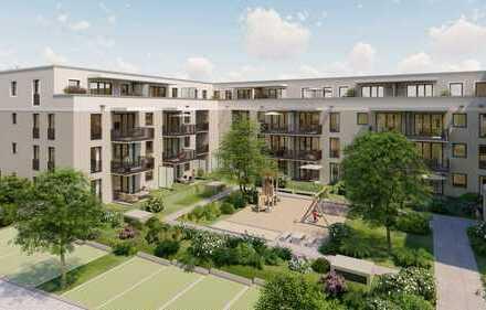 Eine anspruchsvolle Wohnwelt: 3-Zimmer-Wohnung mit sonniger Dachterrasse!