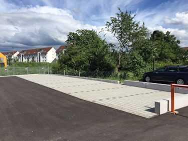 Günstig parken mit guter Anbindung!