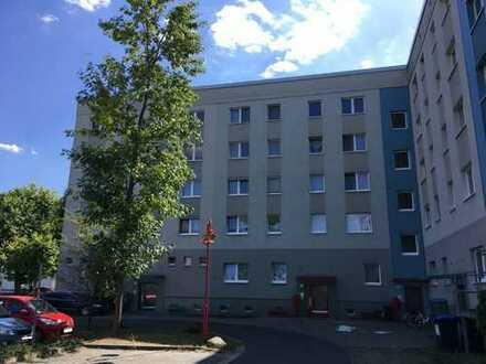 Achtung Grundrissänderung: 2 Raumwohnung mit Wohnküche, Balkon und Gäste-WC
