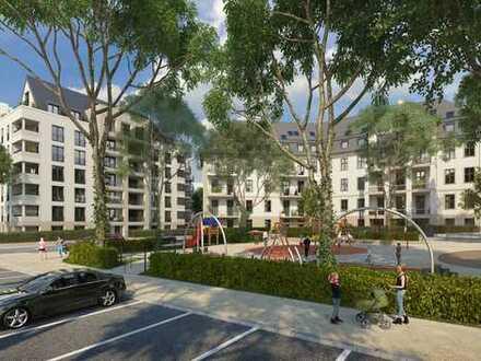 Wohnen auf hohem Niveau mit 2,80m Raumhöhe, großem Privatgarten und Blick auf den Nordendplatz
