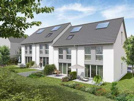Grundstück mit Hausplanung - Leben in Schömberg