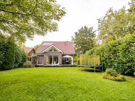 Individuelles Einfamilienhaus in Südmoslesfehn