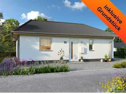 Aktions-Bungalow 78 mit Grundstück - Zuschüsse nach LWOFG von bis zu 14.300€